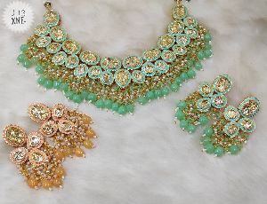 Original Kundan Necklace Set