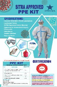 PPE Kit Covid 19 Disposables Equipment Hospitals