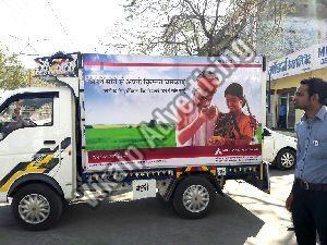 Mobile Van Campaign Services