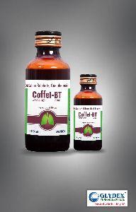 Bromhexine + Terbutaline Syrup