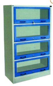 Mild Steel Bookcase
