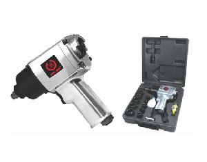 Air Impact Wrench with Kit