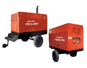Ralli Wolf Welding Machine