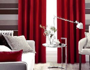 Cotton Plain Curtain
