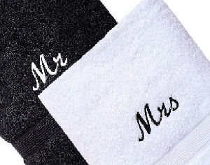 Embroidered Logo Towel