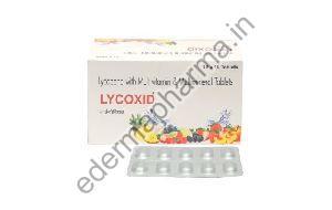 Lycoxid Tablets