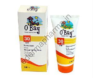 O'Bay Sunscreen Lotion