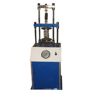 Analog Spring Testing Machine