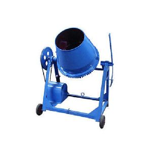 Motorized Laboratory Concrete Mixer