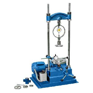 Motorized Unconfined Compression Tester
