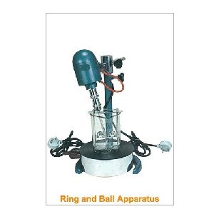 Ring and Ball Apparatus