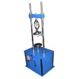 Unconfined Component Soil Test Apparatus
