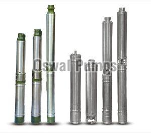 V3 Water Filled Borewell Submersible Pump Set