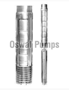V9 Water Filled Borewell Submersible Pump Set