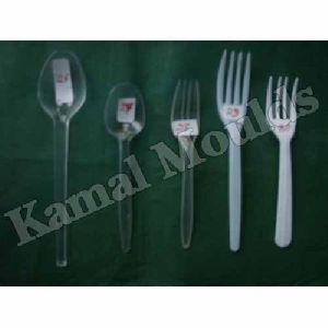 Durable Plastic Spoon