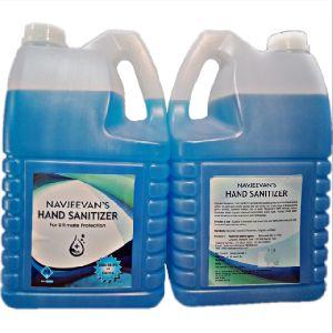 Navjeevan Hand Sanitizer (5 Ltr.)