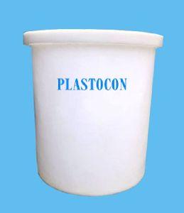 Plastic Round CV Container