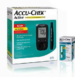 Accu Chek Diabetes Meter