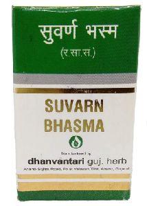 Dhanvantari Suvarn Bhasma