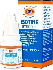 Isotine Eye Drops