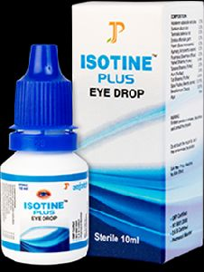 Isotine Plus Eye Drops