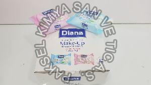 Diana Make Up Remover Wipes
