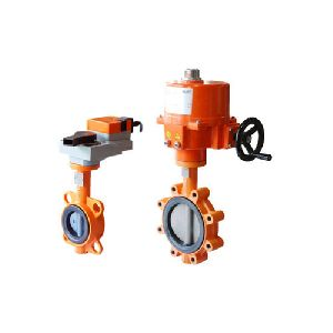 Belimo Motorized Butterfly Valve