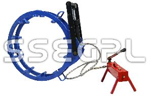 Hydraulic External Line Up Clamp No Tack