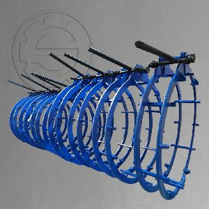 Mechanical External Line Up Clamp No Tack