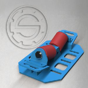 Pipe Pushing Roller Polyurethane