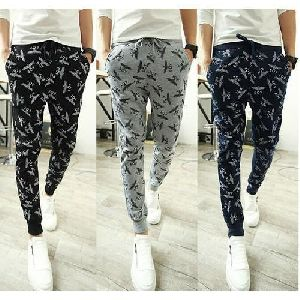 Mens Printed Lower