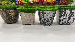 Decorative Grass Pot
