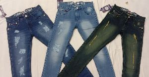 Latest Damage Mens Jeans