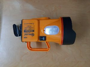 rechargeable LED torch light