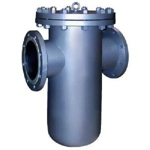 T Type Basket Strainer