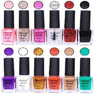 Trendy and Vibrant Nail Polish