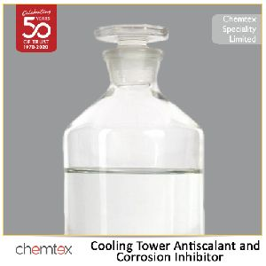 Cooling Tower Antiscalant and Corrosion Inhibitor