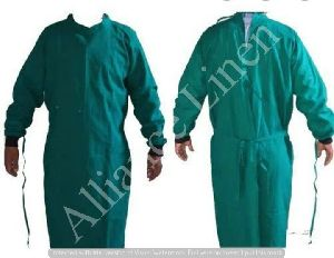 WATER REPELLENT SURGICAL GOWN