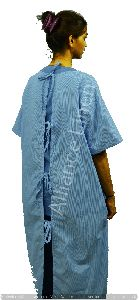 Back Dori Patient Gown