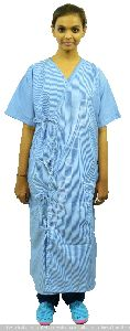 Front Dori Patient Gown