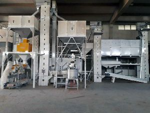 Cumin Seed Processing Plant