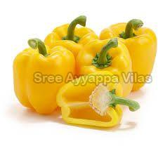 Yellow Capsicum