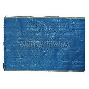 HDPE Blue Plastic Bag
