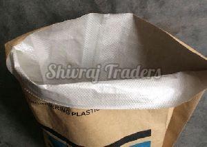 Kraft Paper Laminated PP Woven Bag