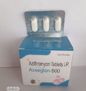 Azeeglan 500mg Tablets