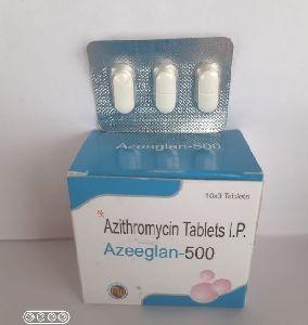 Azeeglan 500mg Tablets