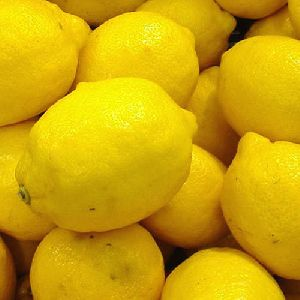 Yellow Fresh Lemon