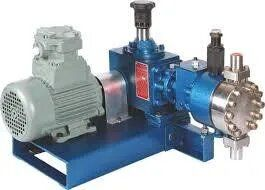 Hydraulically Actuated Diaphragm Dosing Pump