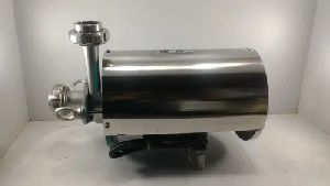 Stainless Steel Hygienic Pump