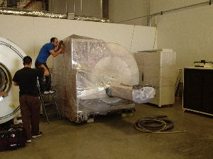 MRI Machine Installation Services